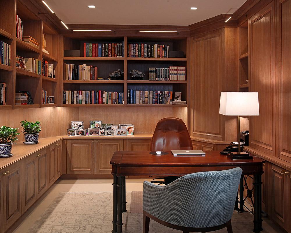 Project Title: Lido Key Penthouse Study