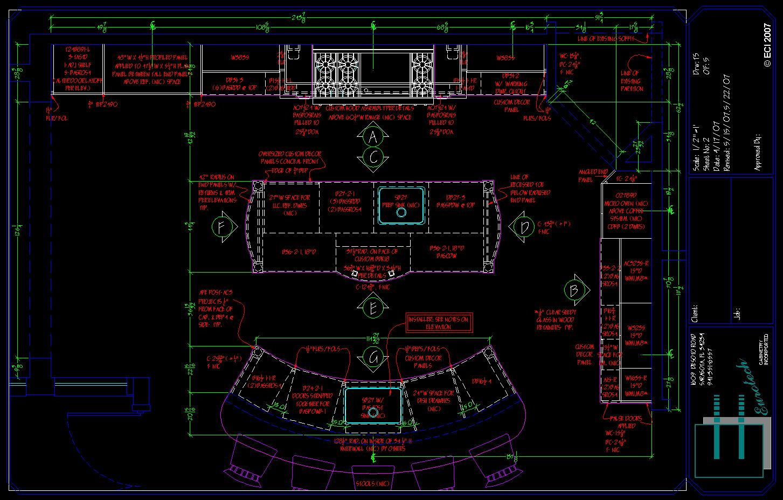 Sarasota floorplans custom design remodel for Kitchen plan view